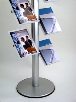 High quality catalogue stand